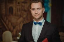 Константин Ждановский. Фотографии свадебного ведущего.