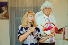 Моисеева Елена (ведущая веселой свадьбы!). Фотографии свадебного ведущего.