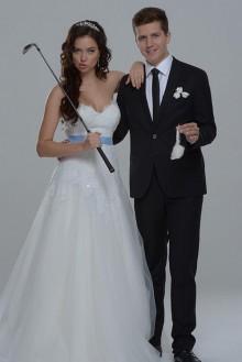 ДЕНИС КОСЯКОВ актер и сценарист канала ТНТ. Фотографии свадебного ведущего.